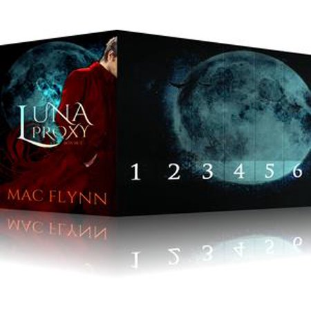 Luna Proxy Box Set - eBook