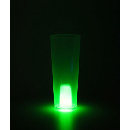 Glow Cube Cup - Green