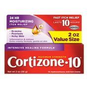Cortizone 10 Intensive Healing Anti Itch Creme (2 Oz)