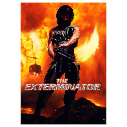 The Exterminator (Unrated Director's Cut) (1980)