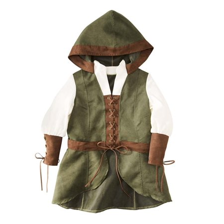 Imagining Me Forest Prince Dress-Up Costume Fits Most Kids Size 4-6, Fantasy dress-up costume set By Magic Cabin - Kids Prince Costumes