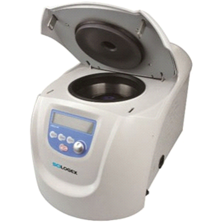 Scilogex Whisper Quiet LCD High Speed Micro Centrifuge w/ 24 Place Rotor