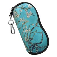 ab3a55a3e3b Product Image Fintie Eyeglasses Sunglasses Case with Carabiner Hook, Ultra  Light Portable Anti-scratch Soft Travel