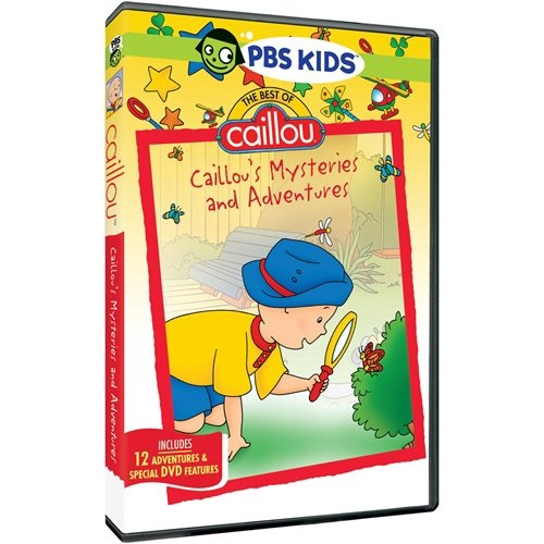 The Best Of Caillou: Caillou's Mysteries And Adventures