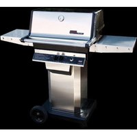 TJK Series Grill Head with and SearMagic Cooking Grids - LP