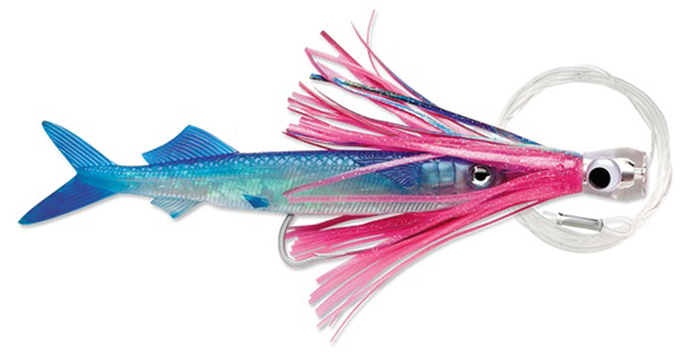 """Williamson Live Ballyhoo Combo Rig Fishing Lure 10.5"""" by Williamson Lures"""