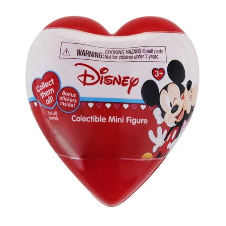 Disney Valentine Mickey & Minnie Mouse Mystery Pack ()
