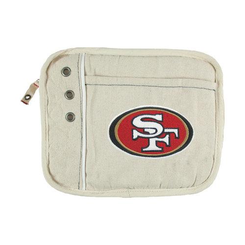 NFL - San Francisco 49ers Natural Old School Tablet Sleeve