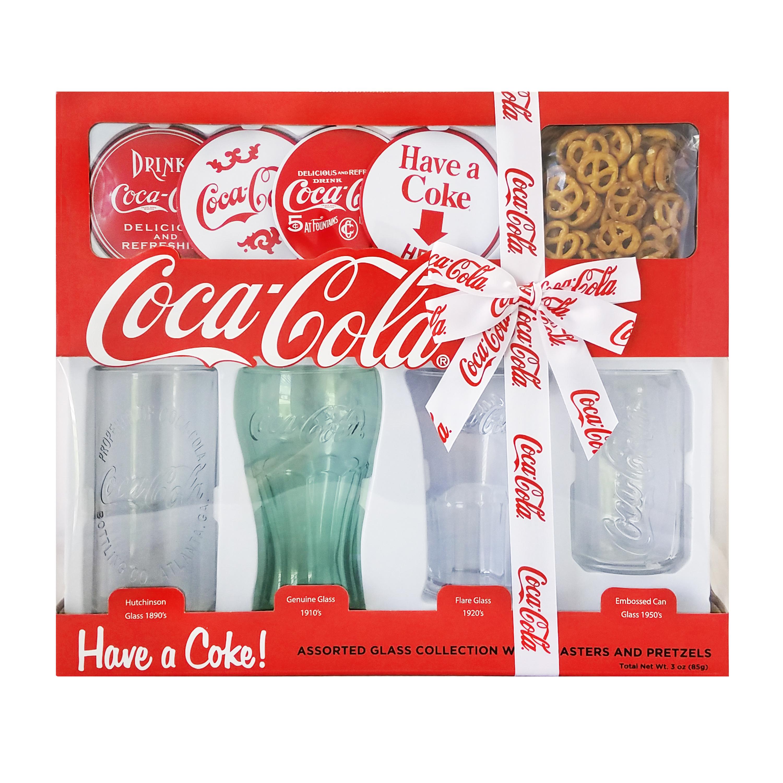 $9.99 (reg $20) Coca-Cola Glas...
