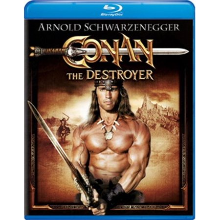 Conan the Destroyer (Blu-ray) - Drax The Destroyer Halloween