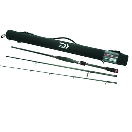 Action Rod (Daiwa Ardito 11' Medium Heavy, Fast Action Travel Surf Rod - ARDT1105MHFS-TR)