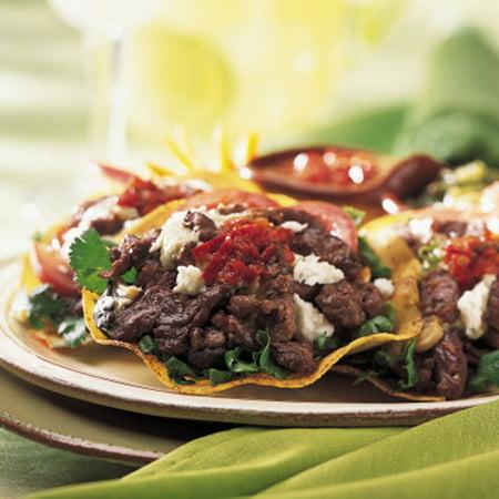 5 Lb Beef - Tyson Foods Fully Cooked Beef Fajita, 5 lb, 2 per case
