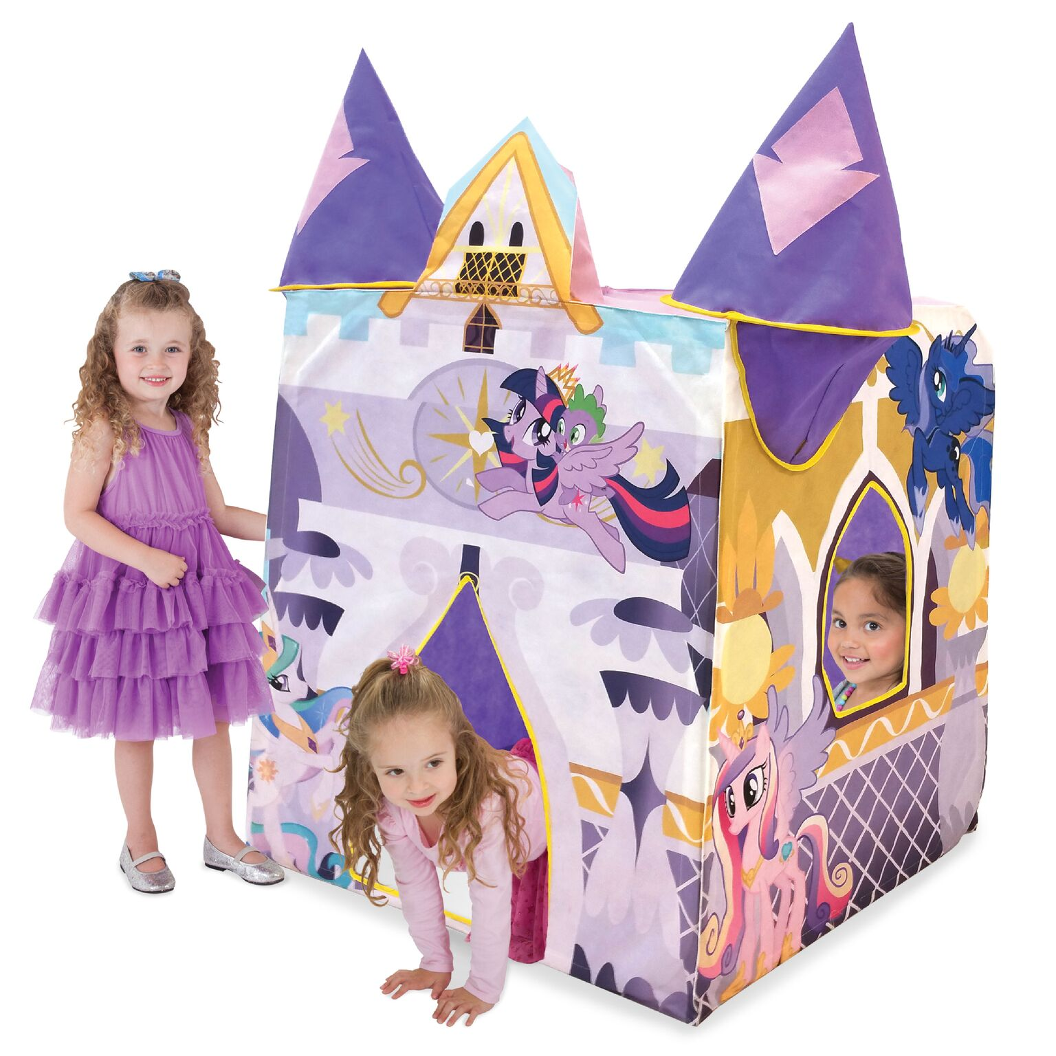 Playhut My Little Pony Castle Hut Play Tent
