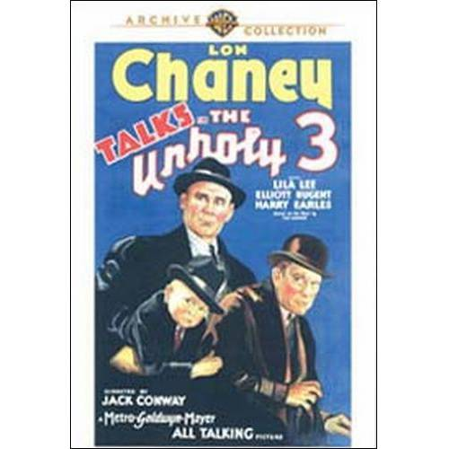 The Unholy 3 (1930) (Full Frame)