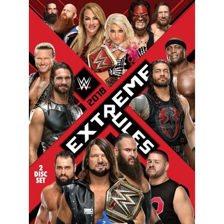 WWE: Extreme Rules 2018 (DVD) -