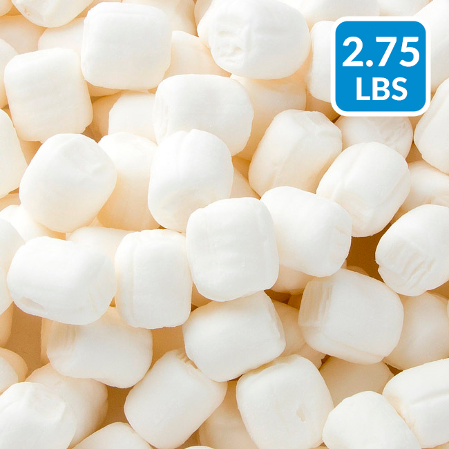 White Buttermints, 388 ct, 3-Pounds