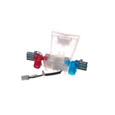 Water Tube Assembly (Express Parts  Kenmore Whirlpool Water Inlet Valve Assembly AP6015761)