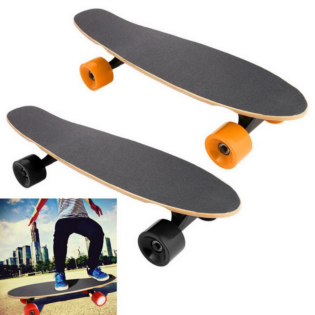 Click here to buy Electric Skateboard Longboard Board with Remote Controller BETT.