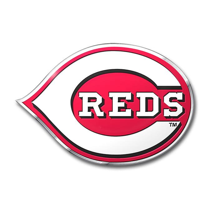 MLB Cincinnati Reds Color Emblem