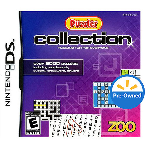 Puzzler Collection  (DS) - Pre-Owned