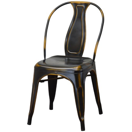 DHC Furniture Fashionable Stacking Chair