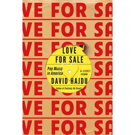 Love for Sale : Pop Music in America