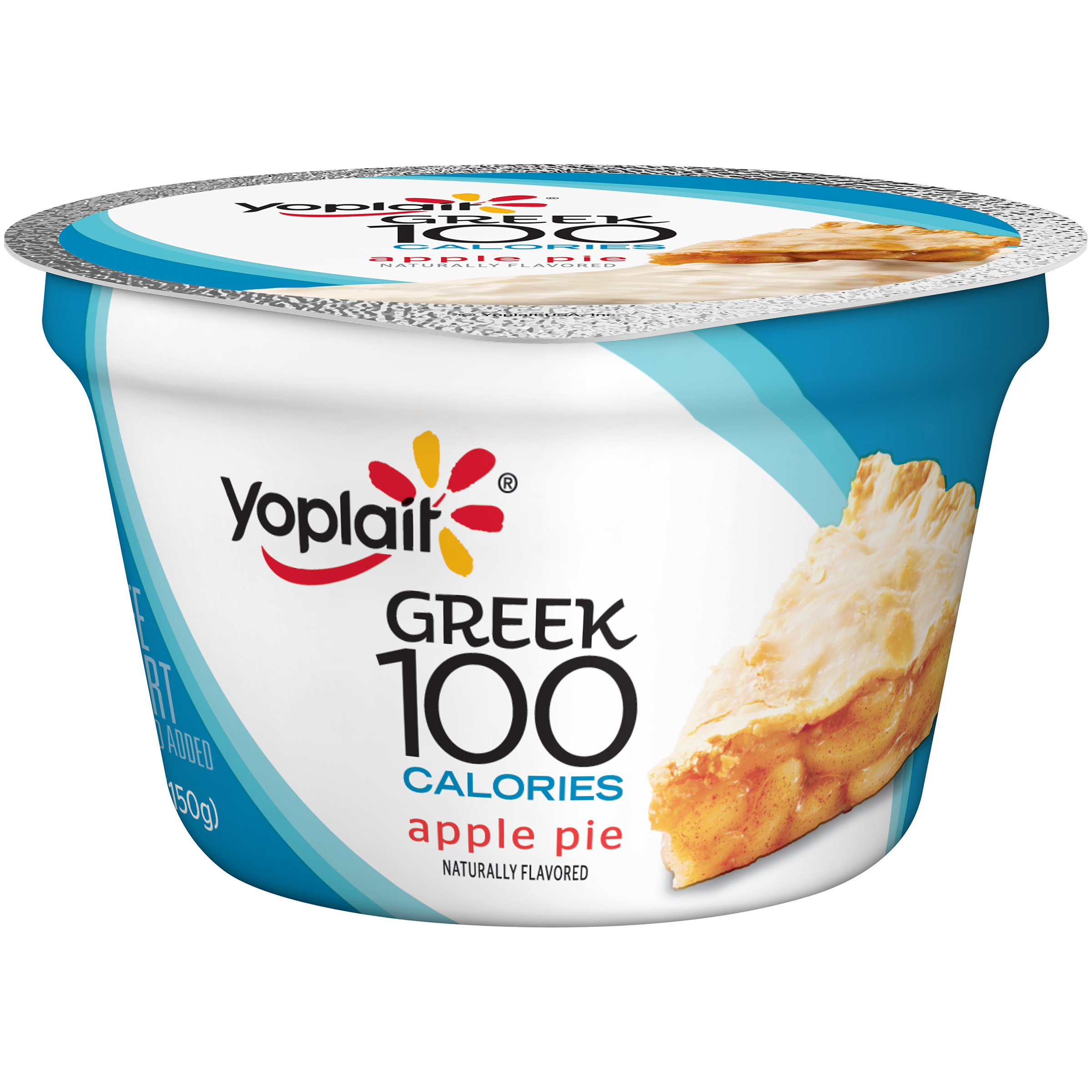 Yoplait Greek 100 Yogurt Apple Pie 5.3 oz Cup