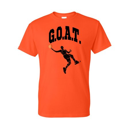 G.O.A.T Basketball Mens  Short Sleeve ()