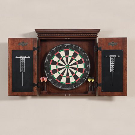 Cavalier Dart Board Cabinet - Cavaliers Dart