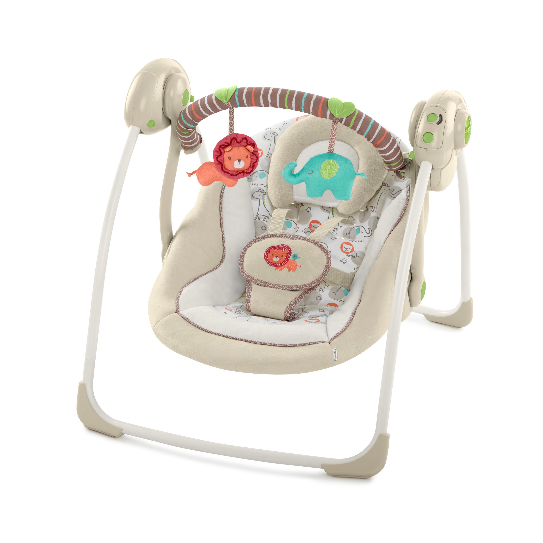 Ingenuity Portable Swing Cozy Kingdom