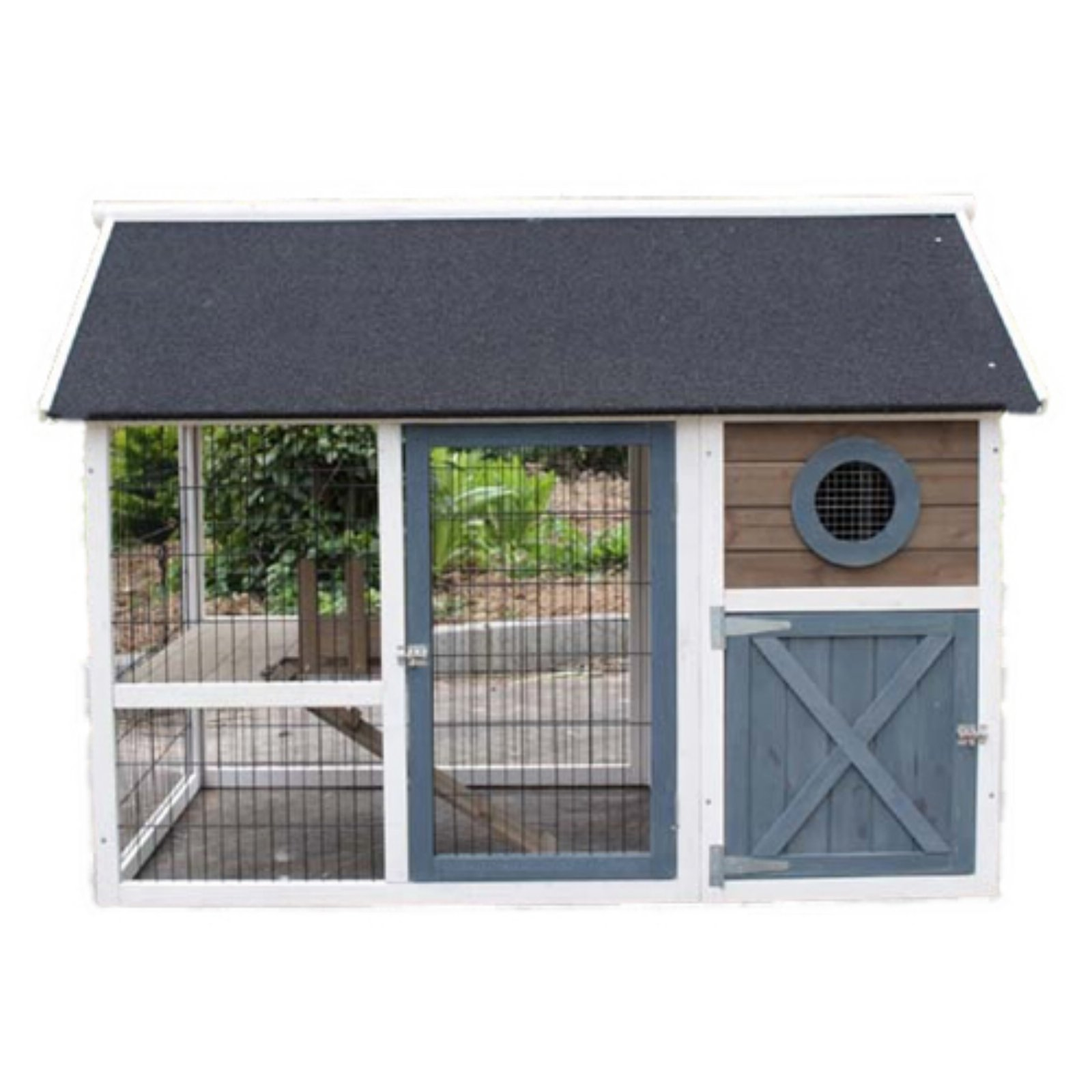 Hutches & Cottontails Bunny Barn Rabbit Hutch