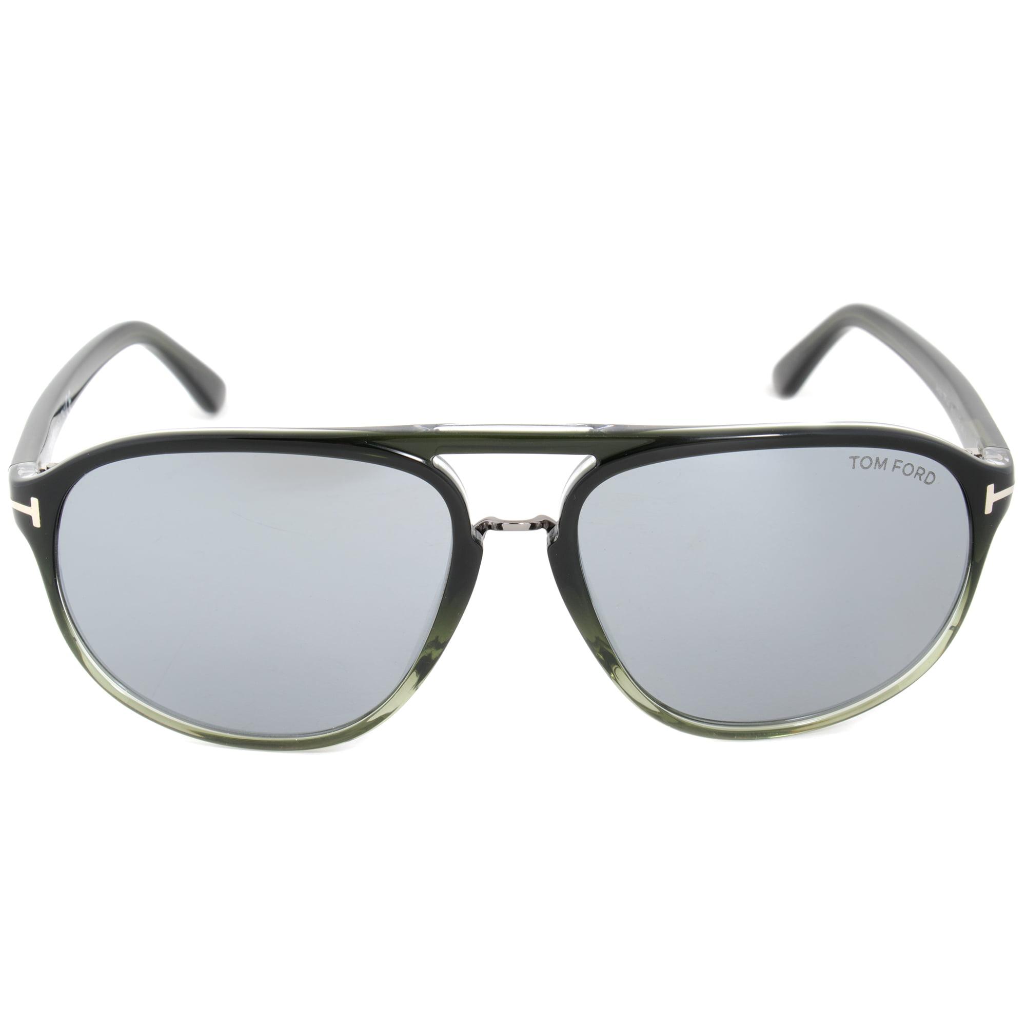 07081b9e07 Tom ford tom ford jacob sunglasses olive green frame blue mirror lens jpg  2000x2000 Olive mirrored