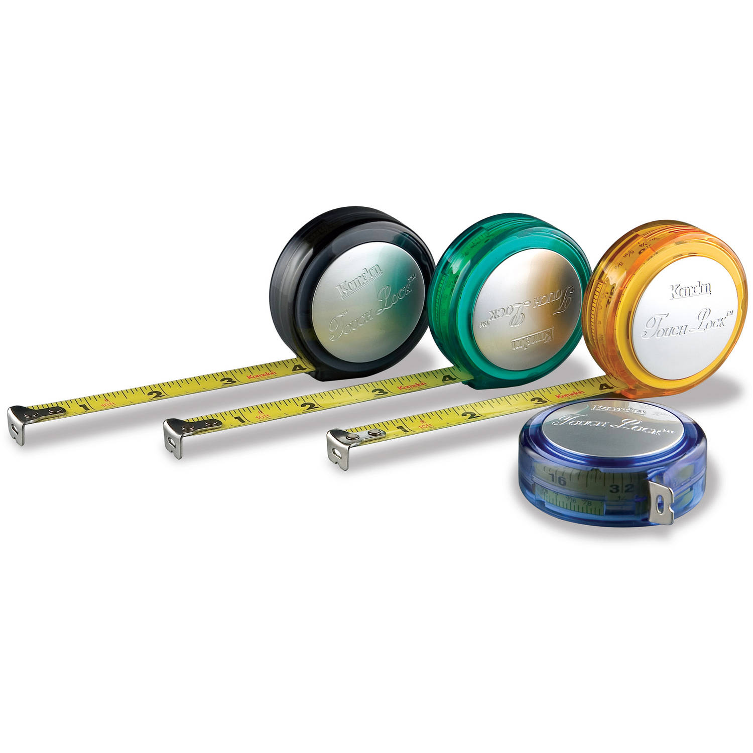 Komelon 10' Touch Lock Tape Measure