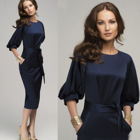 New Sexy Women's Summer Casual OL Business Party Evening Cocktail Midi (New Irish Dance Solo Dresses For Sale)