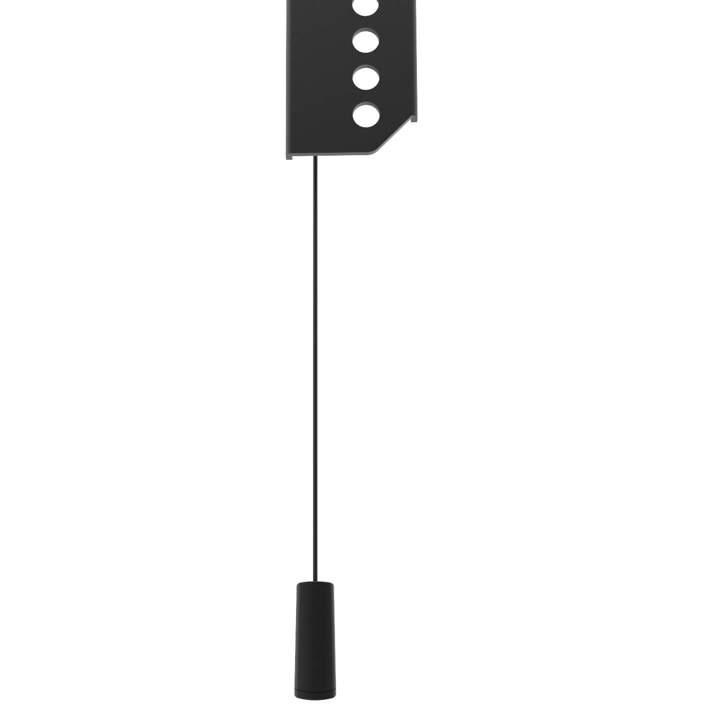 Kanto Low-Profile Fixed Flat Panel TV Mount