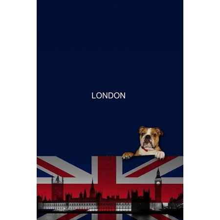 London: To Do List Daily Planner. Featuring Jaxsonthebulldog. Bulldog / Dog Design- Size: 6x9 (152mm X 228mm), 105 Pages W/Sections for to Do Lists, Notes/Appointments, Office, School, Shopping Lists,
