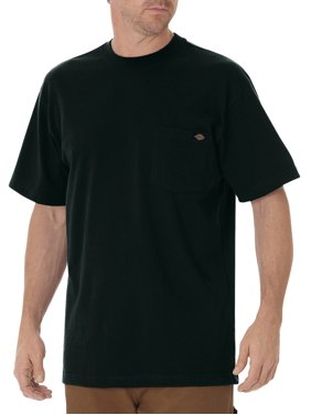 Men's Short Sleeve Heavyweight Crew Neck Tee