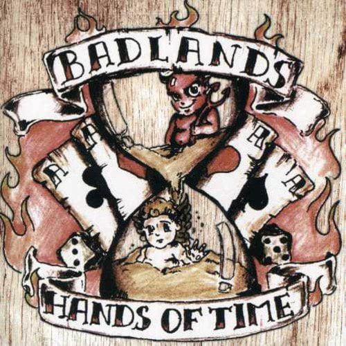 Badlands includes: Viktor Nefkens (vocals, guitar).