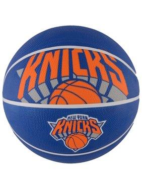 Spalding NBA New York Knicks Team Logo Basketball