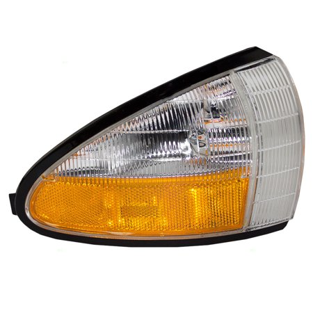 Passengers Signal Side Marker Light Replacement for Pontiac 5975932