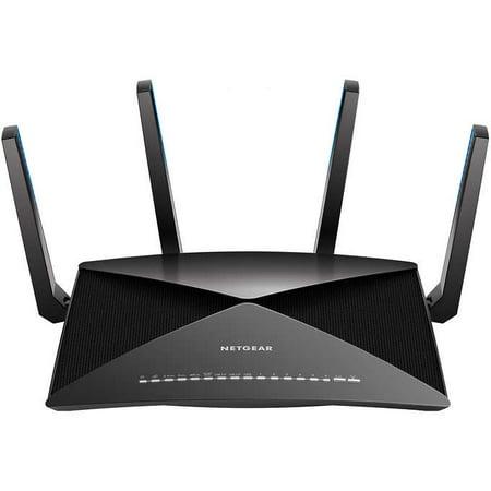 Netgear Nighthawk X10 Ad7000 Mu Mimo Smart Wi Fi Router R8900 100Nas