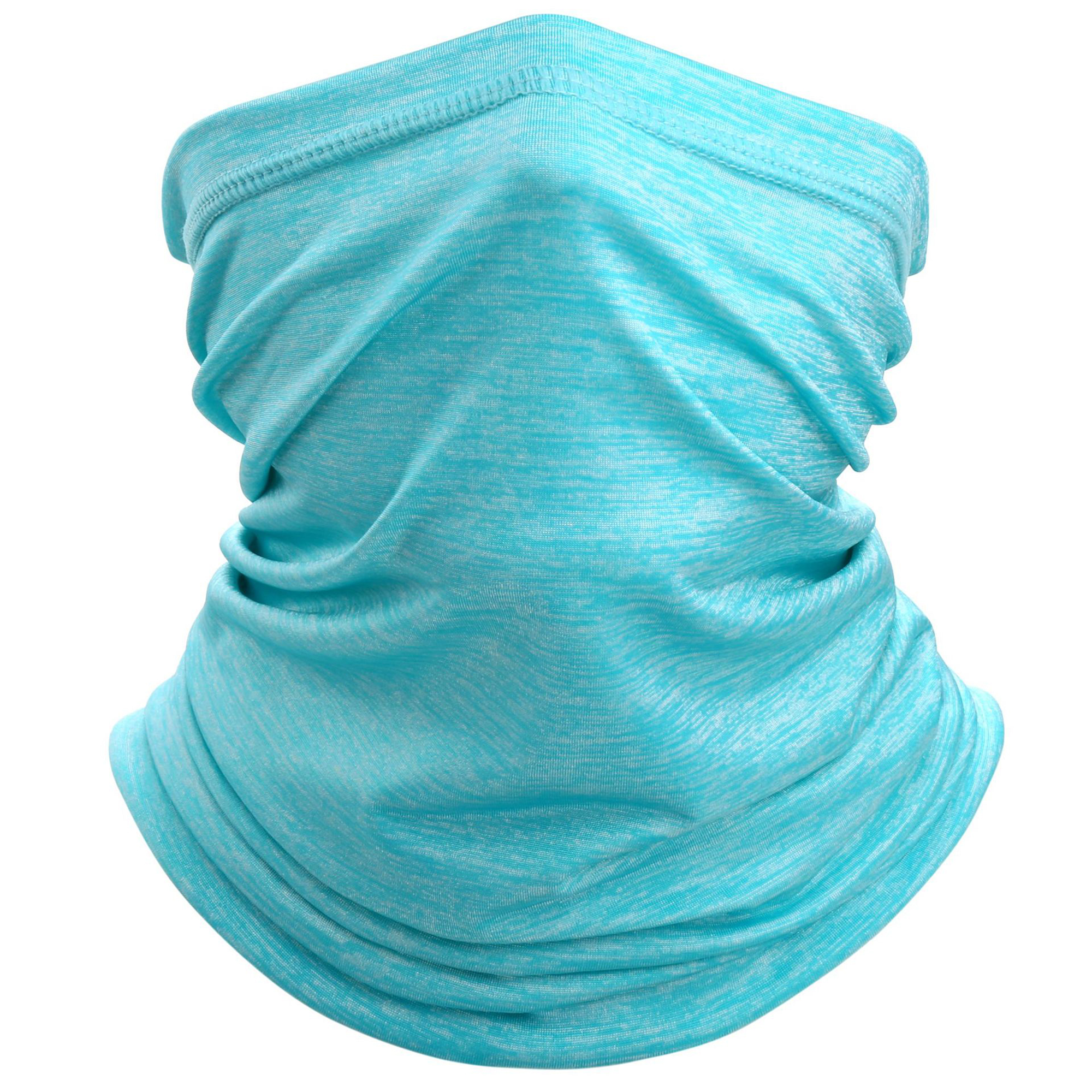 Details about  /Neck Gaiter Tube Scarf Half Face Cover Motorcycle Cycling Hunting Bandana Thin