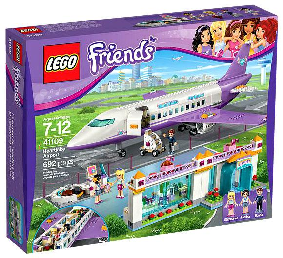 Friends Heartlake Airport Set LEGO 41109