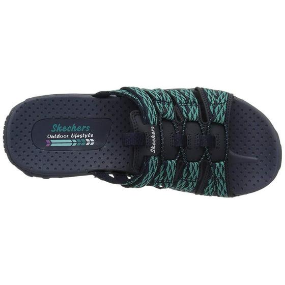 dda5146b928d Skechers - Skechers Women s Reggae - Jabby - Bungee Webbing Slide Sandal