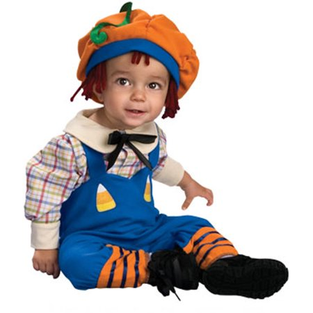 Ragamuffin Boy Raggedy Andy Doll Infant Toddler Costume