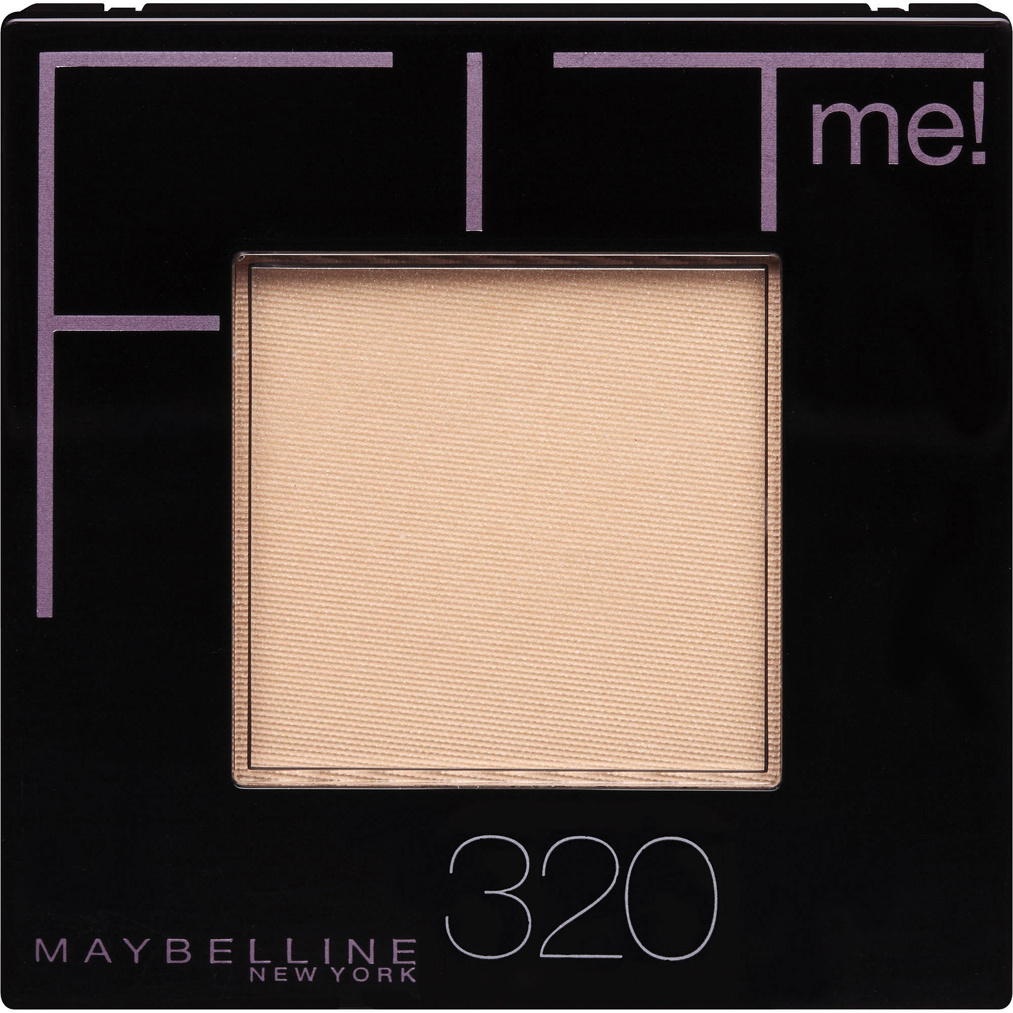Maybelline New York Fit Me Powder, Honey Beige 320