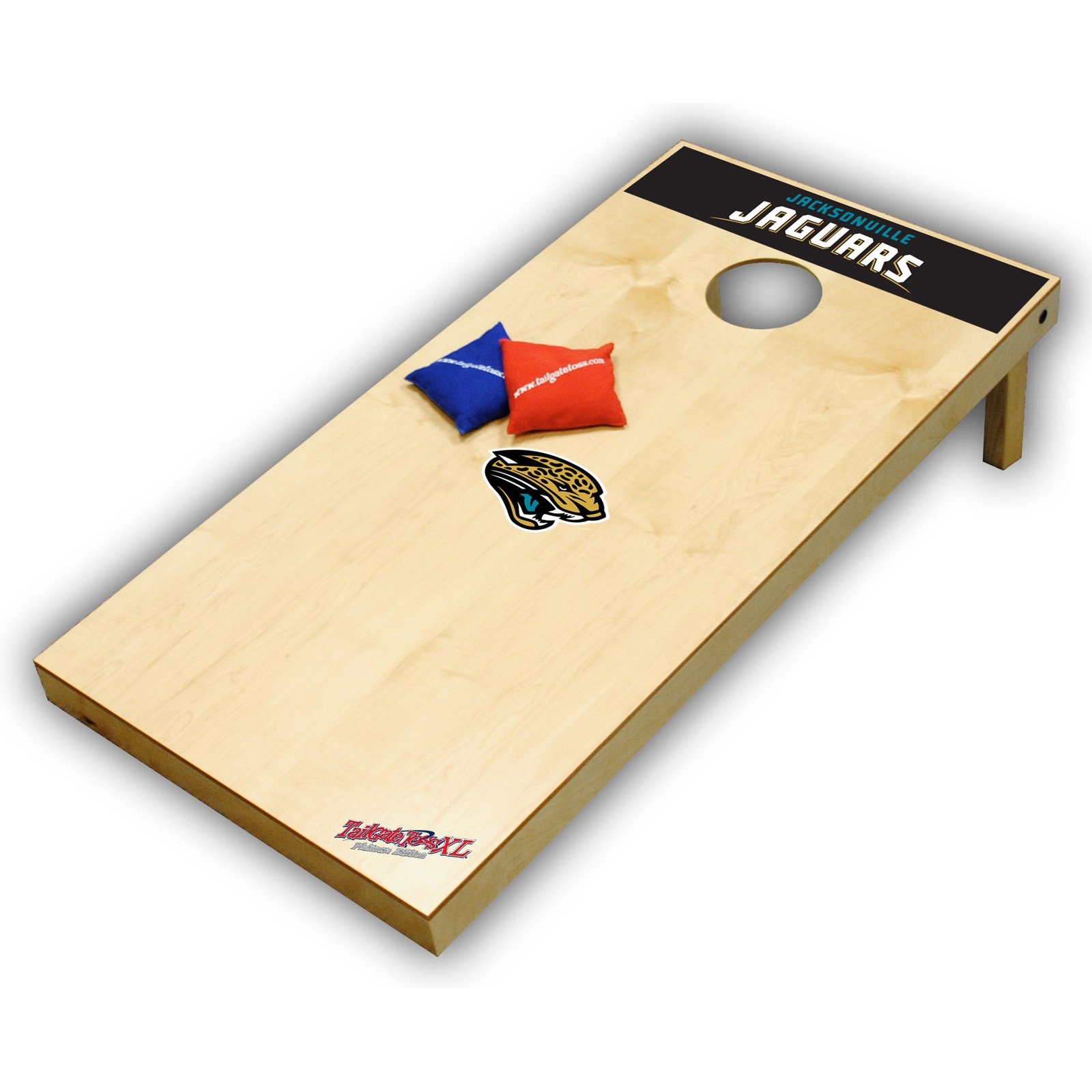 Click here to buy NFL Tailgate Toss XL Cornhole Set by Wild Sales LLC.