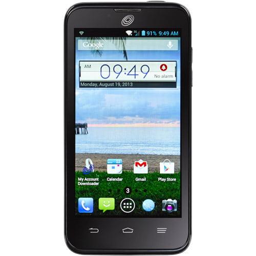 Straight Talk ZTE Solar Z795G Prepaid Smartphone