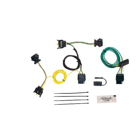 Hopkins Plug-In Simple 40655 T Connector Wiring Kit For