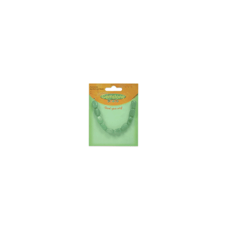 - Expo Int'l Green Aventurine Nugget Beads Pack of 10